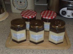 Sterilising your jam or chutney jars is easy